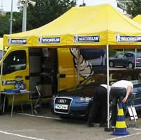 Michelin Road Show