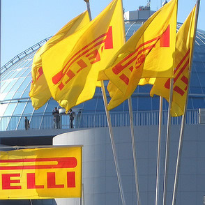 Pirelli Flags