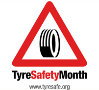 Tyre Safety Month Materials Available