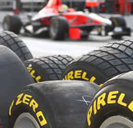 Pirelli in and out of Motorsport as Tyre Supplier