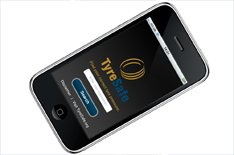 Check Recommended Tyre Pressure with new iPhone App
