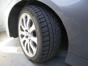 Not Convinced By Winter Tyres? New Tyres Provide Better Grip