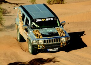 Continental Tyres 4×4 Competition