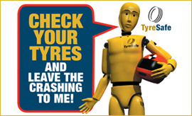 Bike Tyre Safety Month by TyreSafe