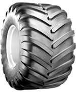 Single Monster Truck Tyre