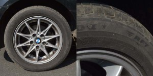 Driving a BMW with Run Flat Tyres - The Good and the Bad