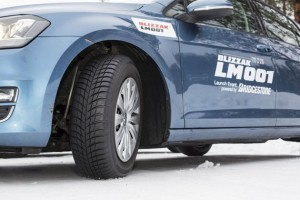 Bridgestone Sets Higher Benchmark in Winter Tyre Safety with Blizzack LM001