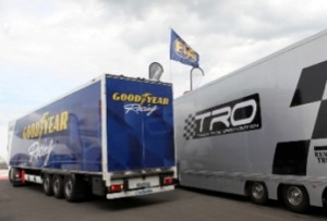 Goodyear Tyres Turn Out To Be 'MAN's' First Choice