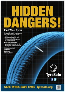 Part Worn Tyres – A Menace Greater Than You Can Ever Imagine, Reports Survey