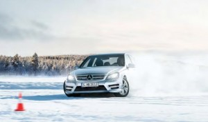 Continental Partners With Mercedes to Enhance Awareness on Winter Tyres