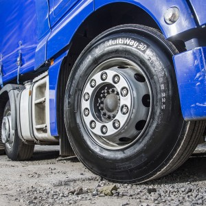 J.C. Trans Adopts New Tyre Policy – Benefits from Michelin Fleet Solutions
