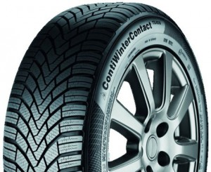 Continental Grabs Top Spot in the Auto Express Winter Tyre Test 2014