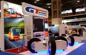 Participation in Euro Bus Expo a Big Success for Giti Tire
