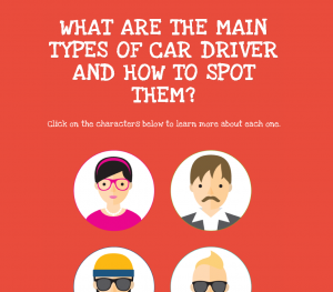 Car driver types