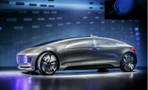 Mercedes Showcases F015 Concept – Stuns the Industry with Self-driving Abilities