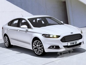 Go Spacious in 2015 with the Super-Comfortable New Ford Mondeo Zetec