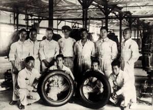 Spearheading the Industry towards a Brighter Tomorrow - Bridgestone Tyres