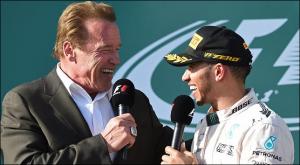 Lewis Hamilton Dominates the 2015 Australian Formula Grand Prix