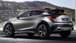 Welcome the First Infiniti QX30 - Style and Capacity Go Hand in Hand
