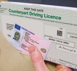 UK Government, DVLA Bid Goodbye to Paper Driving Licence