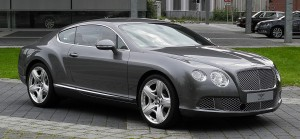 The New Bentley Continental GT: Not just a Car; Every Person's Dream