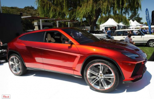 New SUV Expected From Lamborghini In 2018