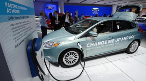 Ford Willing To Share Electric Car Technology with Industry Rivals