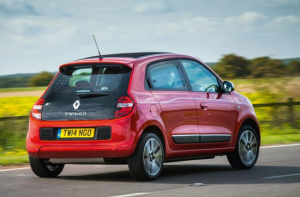 Renault Twingo: Something You Should Have