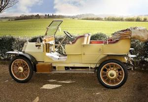 Bonham to Auction a Rare Belsize 1416 HP Roi des Belges Tourer