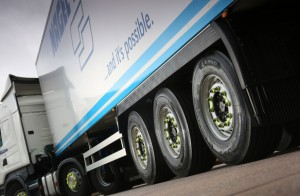 Hitachi Planning To Continue With Michelin Tyres