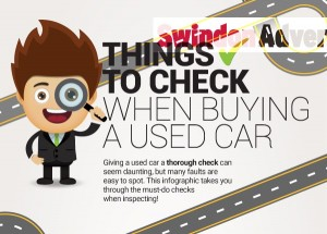 Things to Check when Buying a New Car