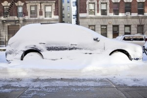 What Effect Does Winter Have On Your Car?
